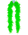 72in feather boa - green Sex Toy Product