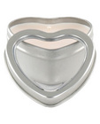 Mini heart pheromone candle vanilla