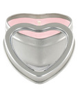 Mini heart pheromone candle strawberry