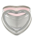 Mini heart pheromone candle chocolate