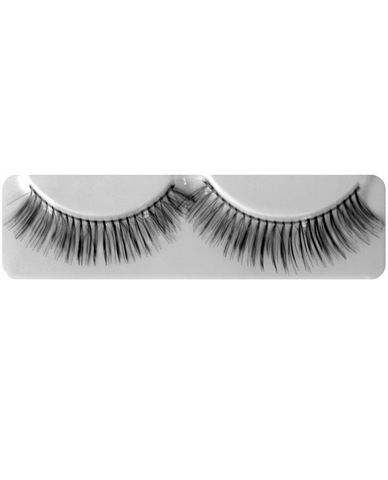 Xotic eyes - eye lash basic black