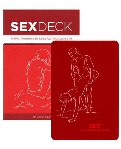 The sex deck Sex Toy Product