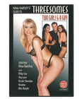 Dvd, nina hartley's threesomes two girls and a guy