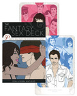 The fantsy sex deck - 50 erotic role-plays Sex Toy Product
