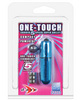 One touch 5 speed bullet w/ cord blue