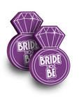 Bride to be ring foam