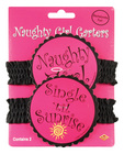Bachelorette fun party naughty girl garters