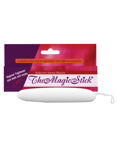 The magic stick, vaginal tightener