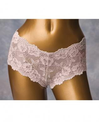 Transform fashion lace panty xlarge - pink