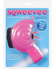 Sqweevee flexible vibrator case for sqweel - pink