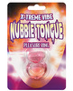 Extreme vibe nubby tongue  - magenta