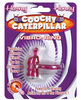 Horny honey coochy caterpillar - magenta