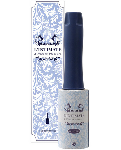 L'intimate - a hidden pleasure w/lavender vibe