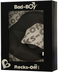 Bad-boy massager - black