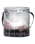 I rub my duckie massager travel paris - pearl blanc