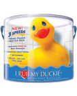 I rub my duckie massager - 3 speed yellow in new gift packaging