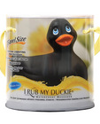 I rub my duckie massager travel size - black in new gift package