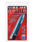 Vibe me petite massager - luster blue waterproof Sex Toy Product