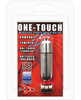 Wireless waterproof bullet push button