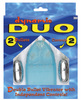 Dynamic duo double bullets w/blue pack