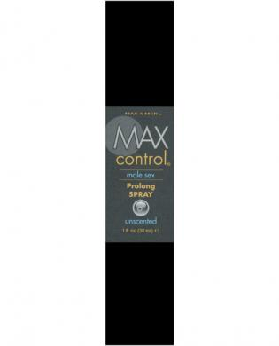 Max 4 men prolong mist 1 oz unscented