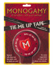 Monogamy Tie Me Up Tape - Black