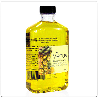 Venus Pineapple - Aromatic Body Wash - 8 oz