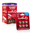 AG13 Batteries 6-Pack