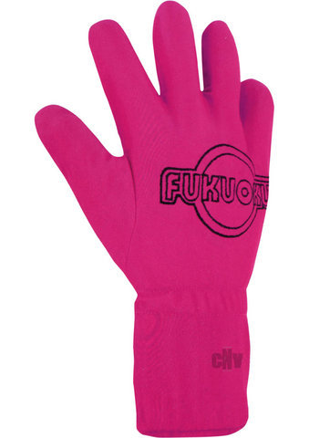 Five Finger Massage Glove - Right Hand Pink