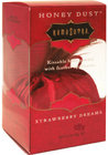 Kama sutra petite honey dust - strawberry 2 oz (clear packaging)