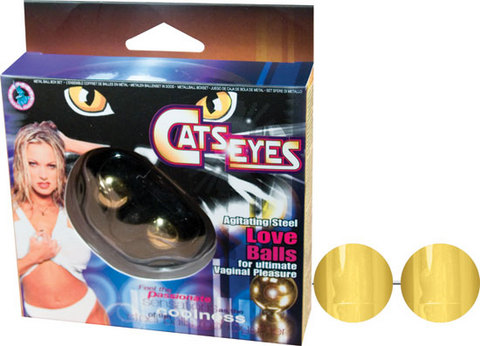 CATS EYES-GOLD  Sex Toy Product