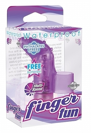 Waterproof Finger Fun