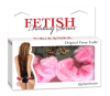 Fetish Fantasy Series Furry Love Cuffs - pink Sex Toy Product Image 1