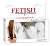 Fetish Fantasy Series Furry Love Cuffs - White