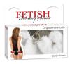 Fetish Fantasy Series Furry Love Cuffs - White