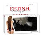 Fetish Fantasy Series Furry Love Cuffs - Black