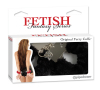 Fetish Fantasy Series Furry Love Cuffs - Black Sex Toy Product Image 1