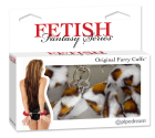 Fetish Fantasy Series Furry Love Cuffs - Leopard