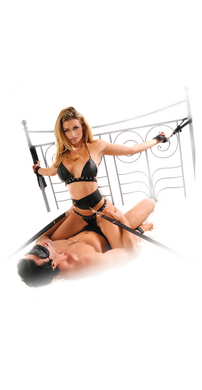 Fetish Fantasy Series Bondage Belt Restraint System