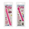 7 Function Slender Tulip Vibe Pink Sex Toy Product Image 3