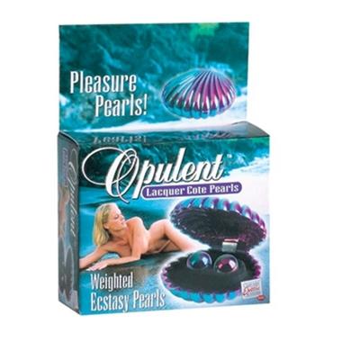 Opulent Lacquer Cote Pearls
