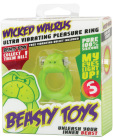 Shots s-line beasty toys wicked walrus - lime