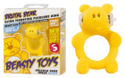 Shots s-line beasty toys brutal bear - yellow