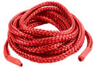Japanese Silk Love Rope 16 Foot - Red