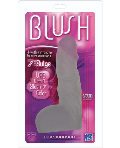 Blush Ur3 Bulge 7in