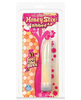 Honey stix 4.5in ribbed vibrators
