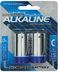 Doc johnson alkaline batteries - c 2 pack Sex Toy Product