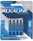 Doc johnson alkaline batteries - aaa 4 pack Sex Toy Product