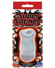 Super sucker ur3 masturbator - clear