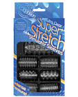 Super stretch 7 pc stimulator sleeve set